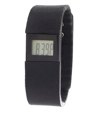 TR26 Digital Activity-Tracking Pedometer Watch