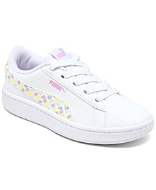 Little Girls Vikky Repeat Casual Sneakers from Finish Line