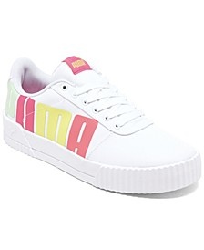 Women's Carina Summer Cat Casual Sneakers from Finish Line