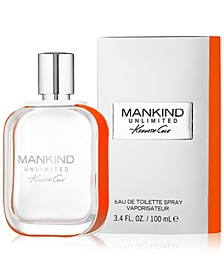 Men's Mankind Unlimited Eau de Toilette, 3.4-oz.