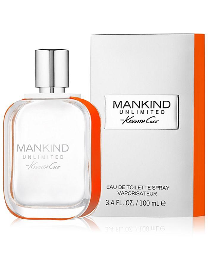 Kenneth Cole - Men's Mankind Unlimited Eau de Toilette, 3.4-oz.
