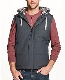 Men's Hooded Puffer Vest