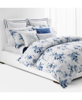 Sandra Floral Full/Queen Comforter Set