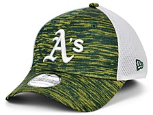 Oakland Athletics English Knit Neo 39THIRTY Cap