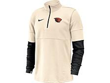 Oregon State Beavers Men's Therma Half Zip Pullover