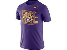 LSU Tigers Men's Dri-fit Cotton Team Issue T-Shirt