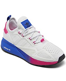 Women's ZX 2K Boost Running Sneakers from Finish Line