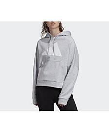 Women's Back Zip Graphic Hoodie