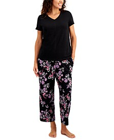 V-neck Pajama Top, Created for Macy's