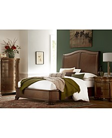 Orle Bedroom 3pc Set (Queen Bed, Nightstand, Chest), Created For Macy's