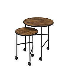 Oblis 2-Piece Nesting Tables