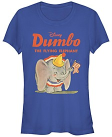 Women's Dumbo Classic Art Short Sleeve T-shirt