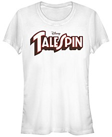Women's TaleSpin Logo Spin Short Sleeve T-shirt