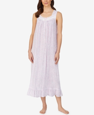 Eileen West Cottons ECOVERO FLORAL DREAM BALLET NIGHTGOWN