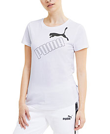 Puma Amplified Logo T-Shirt