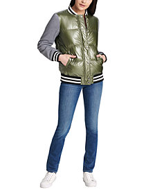 Levi's® Trendy Plus Size Bomber Jacket
