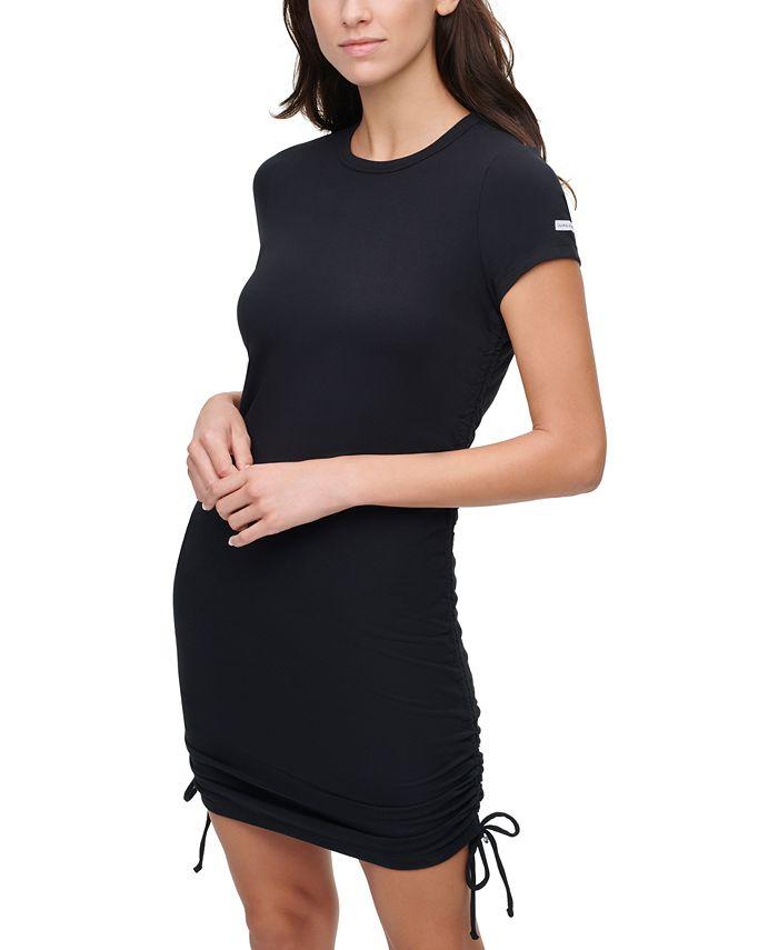 Calvin Klein Jeans - Drawstring-Side Dress