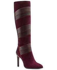Women's Saraalan Patchwork Boots