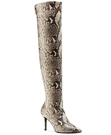 Abrine Over-The-Knee Boots
