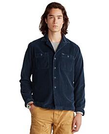 Men's Classic-Fit Corduroy Shirt