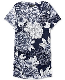INC Double-Layer V-Neck Top, Created for Macy's
