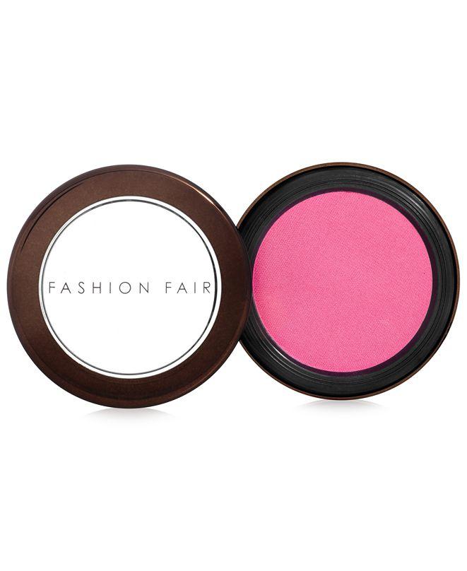 Fashion Fair Beauty Blush - Capsule Collection