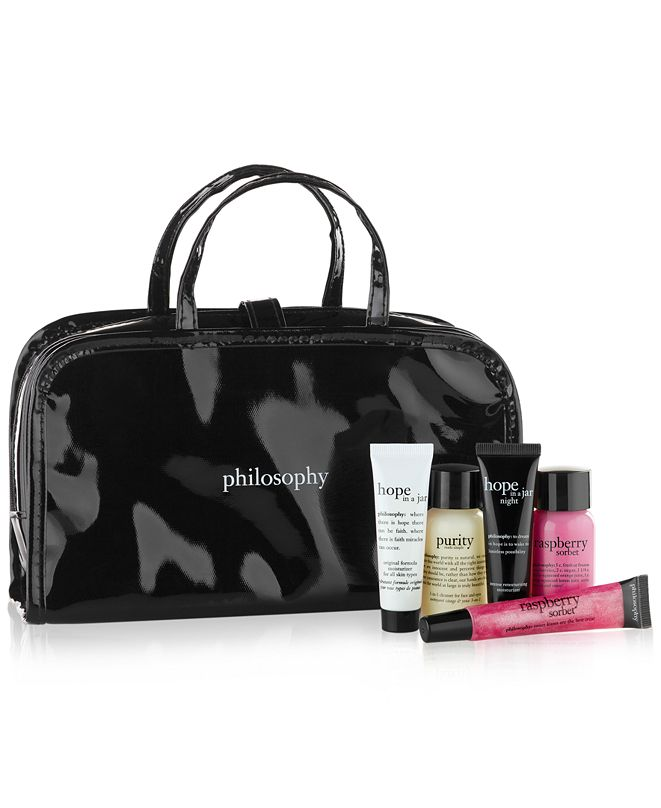 philosophy Receive a FREE Beautifully Smooth 6-Pc. Gift with $35 philosophy purchase