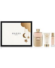 3-Pc. Guilty Pour Femme Eau de Parfum Gift Set