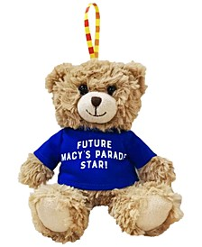 Thanksgiving Day Parade Bear Ornament, Created for Macy's