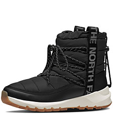 The North Face Women's ThermoBall Lace-Up Cold-Weather Boots