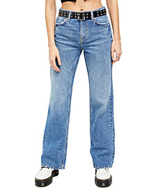 Free People Laurel Canyon Flared Jeans