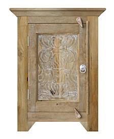 Wertz Single Door Wood Chest