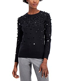 Paillette Sweater, Created for Macy's