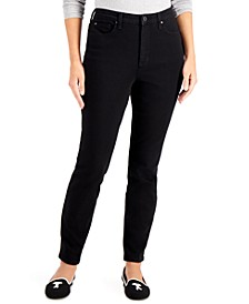 Tummy-Control High-Rise Skinny Jeans, Created for Macy's