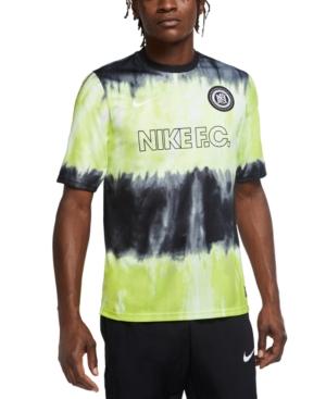Nike Men's Fc Tie-Dyed Soccer Jersey