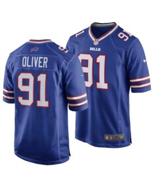Nike Buffalo Bills Men's Game Jersey Ed Oliver
