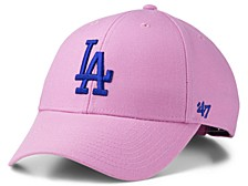Los Angeles Dodgers Pink Series Cap