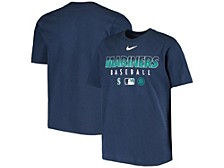 Seattle Mariners Youth Early Work T-Shirt