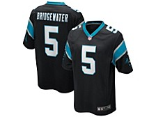 Carolina Panthers Men's Game Jersey Teddy Bridgewater