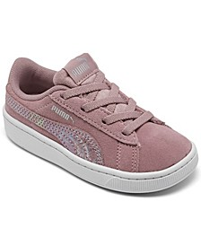 Toddler Girls Vikky Geo Casual Sneakers from Finish Line