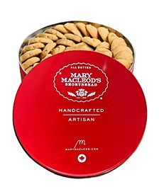 Large Gift Tin of Traditional Shortbread, 46 Count