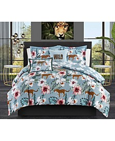 Myrina 4 Piece Twin Comforter Set