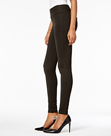 Mid-Rise Ponté-Knit Leggings, Created for Macy's