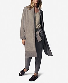 Sweater Duster Jacket