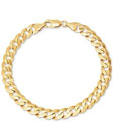 Men's Curb Link Chain Bracelet