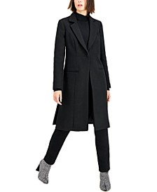 INC Long Coat, Created for Macy's
