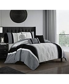 Naples 6-Piece King Comforter Set