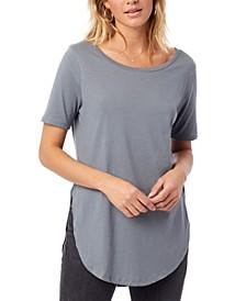 Organic Cotton Half Sleeve Women's Tunic
