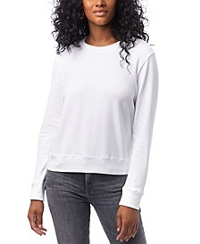Cotton Modal Interlock Women's Pullover Top