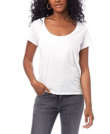 Organic Cotton Scoop Women's T-shirt